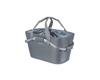Basil hátsó kosár 2day Carry All Rear Basket, MIK adapterrel