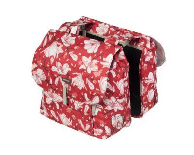 Basil dupla táska Magnolia Double Bag, Universal Bridge system